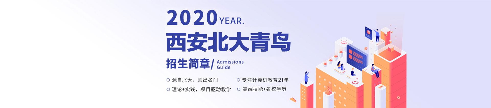 北大青鸟2020招生简章